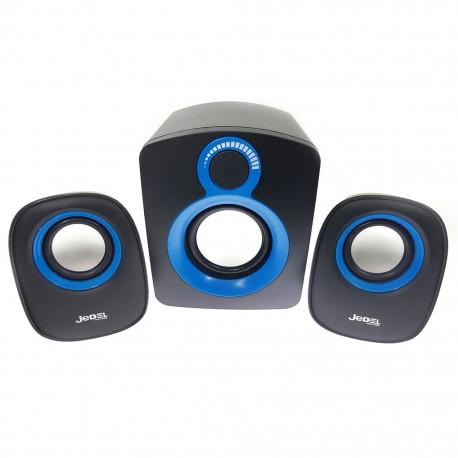 JODEL SD-003 2.1 USB SPEAKER SYSTEM
