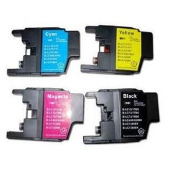BROTHER COMPATIBLE LC1220 INK SET
