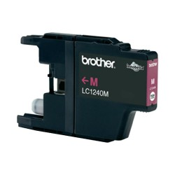 BROTHER LC1240M COMPATIBLE MAGENTA INK CARTRIDGE