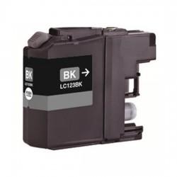 BROTHER LC123BK V3 COMPATIBLE BLACK INK CARTRIDGE