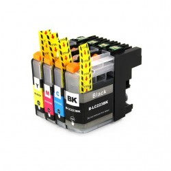 BROTHER LC223 COMPATIBLE INK SET