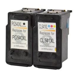 CANON PG-540XL & CL-541XL COMPATIBLE INK SET