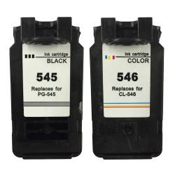 CANON PG-545XL & CL-546XL COMAPTIBLE INK SET