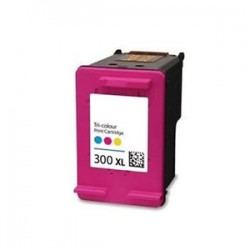 HP 300CXL COMPATIBLE TRI COLOUR INK CARTRIDGE