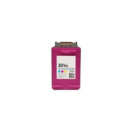 HP 301CXL COMPATIBLE TRI COLOUR INK CARTRIDGE