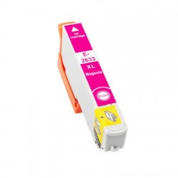 EPSON 2633XL COMPATIBLE MAGENTA INK CARTRIDGE