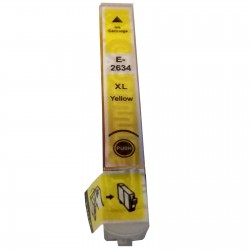 EPSON 2634XL COMPATIBLE YELLOW INK CARTRIDGE