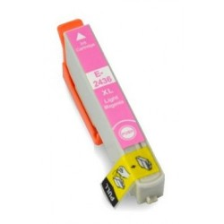 EPSON 2436XL COMPATIBLE LIGHT MAGENTA INK CARTRIDGE
