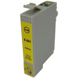 EPSON E-804 COMPATIBLE YELLOW INK CARTRIDGE