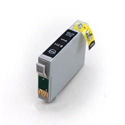 Epson T-711 / E-711 Compatible Black Ink Cartridge