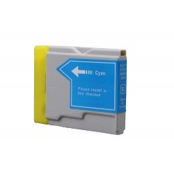BROTHER LC970/1000C COMPATIBLE INK CARTRIDGE