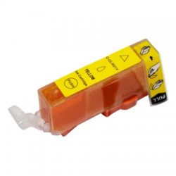 CANON C-521Y COMPATIBLE YELLOW INK CARTRIDGE
