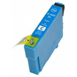 EPSON T-1632 / E-1631 COMPATIBLE CYAN INK CARTRIDGE