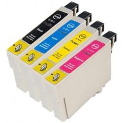 EPSON E-T0615 COMPATIBLE INK SET