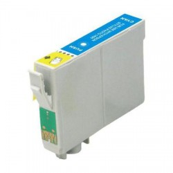 EPSON E-T0482 COMPATIBLE CYAN INK CARTRIDGE