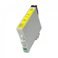 EPSON E-T0484 COMPATIBLE YELLOW INK CARTRIDGE