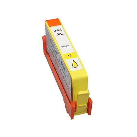 HP H-364XLY COMPATIBLE YELLOW INK CARTRIDGE