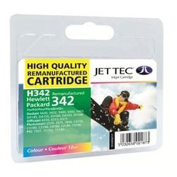 HP H342 JETTEC COMPATIBLE COLOUR INK CARTRIDGE