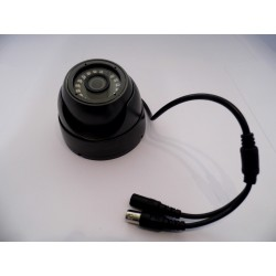 2MP DARK GREY DOME CAMERA