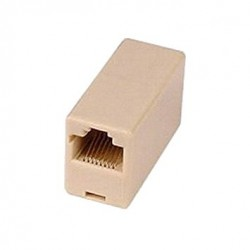 ETHERNET CABLE STRAIGHT COUPLER