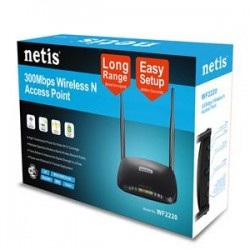 NETIS WF2220 300Mbps WIRELESS N ACCESS POINT