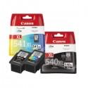CANON PG-540 & CL-541 INK CARTRIDGES