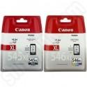 CANON PG545 & CL-546 INK CARTRIDGES