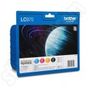 BROTHER LC970/100 COMPATIBLE INK SET