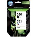 HP H350XL / H351XL COMPATIBLE INK CARTRIDGES