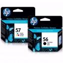 HP H56 & H57 COMPATIBLE INK CARTRIDGES