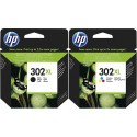 HP 302 COMPATIBLE INK CARTRIDGES