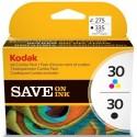 KODAK 30 COMPATIBLE INK CARTRIDGES