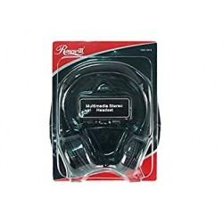 ROSEWILL RH-001 MULTIMEDIA STEREO HEADSET WITH MIC
