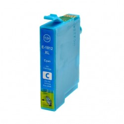 EPSON COMPATIBLE 1812XL CYAN INK CARTRIDGE