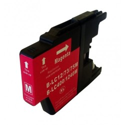 bROTHER COMPATIBLE LC1220 MAGENTA INK CARTRIDGE
