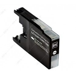 BROTHER LC1280BK COMPATIBLE BLACK INK CARTRIDGE