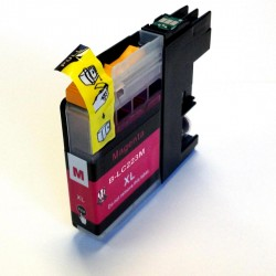 BROTHER LC223M COMPATIBLE MAGENTA INK CARTRIDGE