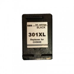 HP 301BXL COMPATIBLE BLACK INK CARTRIDGE