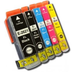 EPSON 26XL COMPATIBLE INK SET