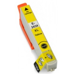 EPSON 2434XL COMPATIBLE YELLOW INK CARTRIDGE