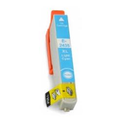 EPSON 2435XL COMPATIBLE LIGHT CYAN INK CARTRIDGE