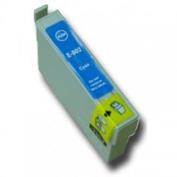 EPSON E-802 COMPATIBLE CYAN INK CARTRIDGE