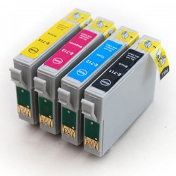 EPSON E-715 COMPATIBLE INK SET