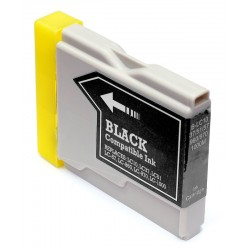 BROTHER COMPATIBLE LC970/1000C BLACK INK