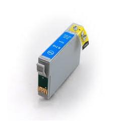 Epson T-712 / E-712 Compatible Cyan Ink Cartridge