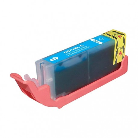 CANON C-571XLC COMPATIBLE INK CARTRIDGE