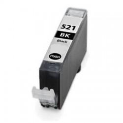 CANON C-521BK COMPATIBLE BLACK INK CARTRIDGE