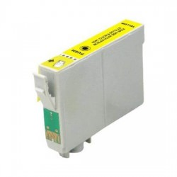 EPSON E-T0444 COMPATIBLE YELLOW INK CARTRIDGE