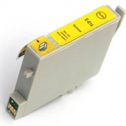 EPSON  E-T0614 COMPATIBLE YELLIOW INK CARTRIDGE