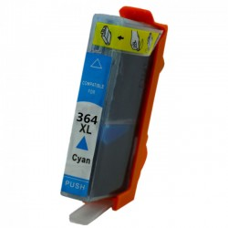 HP H-364XLC COMPATIBLE CYAN INK CARTRIDGE